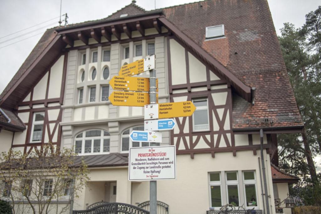 Stein am Rhein swissbordertour